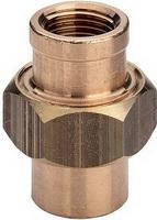 Разъемное соединение, ВВ с коническим уплотнением, модель 3340